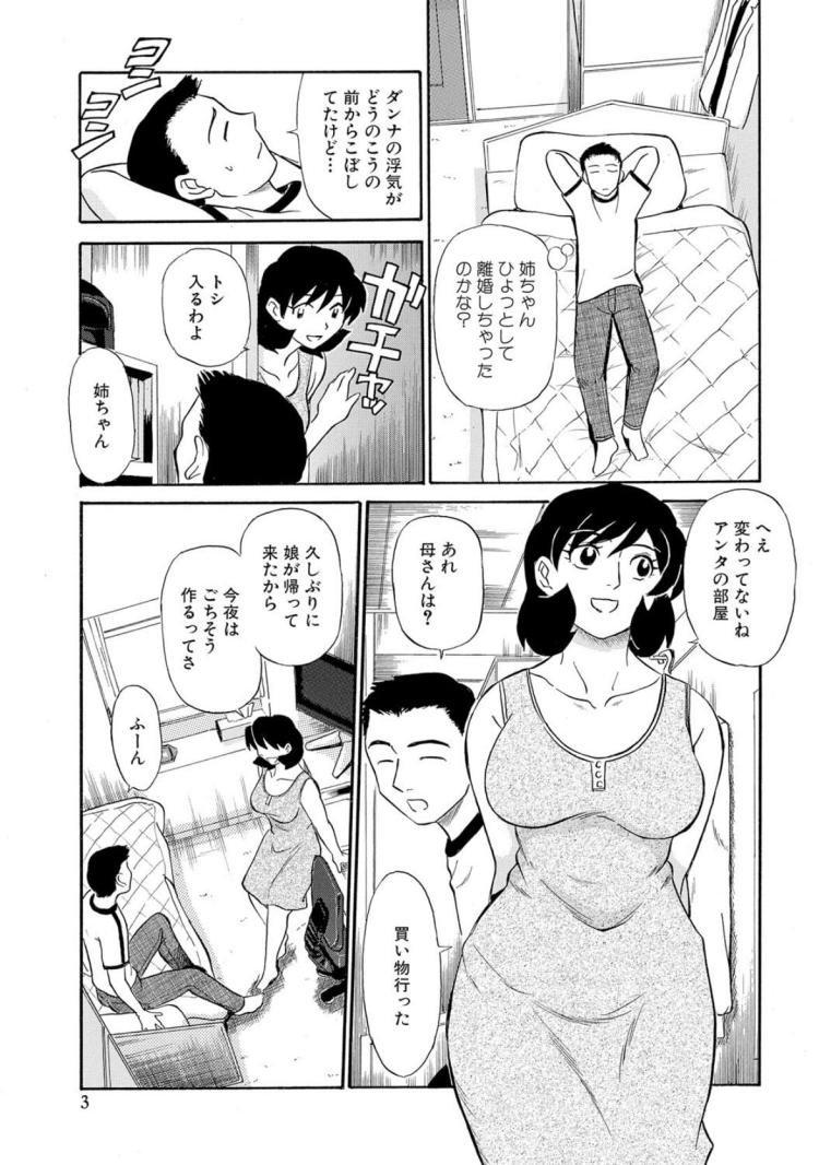 欲情!!姉の生下着_00003